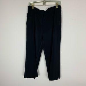 white house black market   Black Capri Pant Size 8